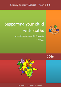 Granby year 5 and 6 parents maths booklet